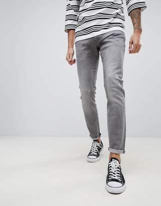 G Star G-Star 3301 Deconstructed Super Slim Jeans Gray