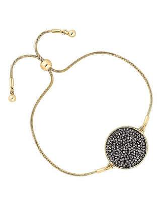 Jon Richard Swarovski Toggle Bracelet