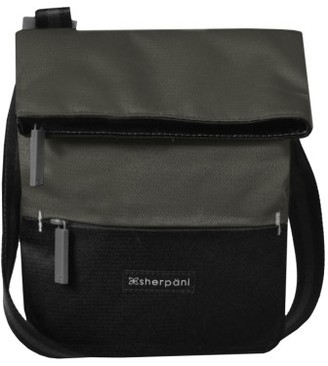 Sherpani Small Pica Crossbody Bag - Grey $36 thestylecure.com