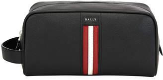 Bally Men's Leather Toiletry Bag