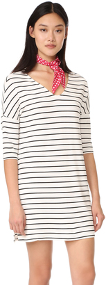 BB Dakota Jaxson Striped Dress $90 thestylecure.com