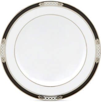 Lenox Hancock Platinum White Appetizer Plate