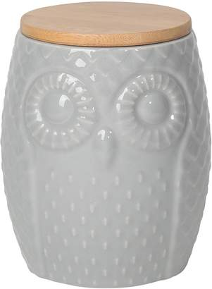 Now Designs Owl Canister, Large