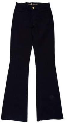 MiH Jeans Flared Denim Jeans
