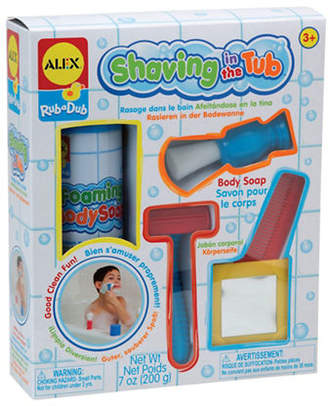 Alex Tub Shaving Kit