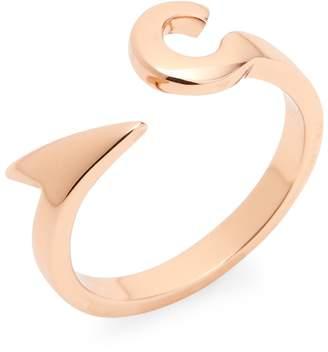 Miansai Women's Polished Hook Ring