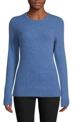 Saks Fifth Avenue Crewneck Cashmere Sweater
