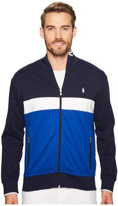 Polo Ralph Lauren Interlock Track Jacket Men's Clothing