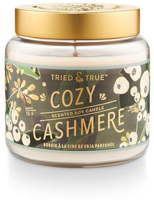 Illume Cozy Cashmere 15.5oz Jar Candle