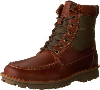 Clarks Men's Sawtel Hi Casual Boot