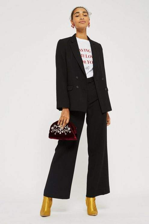 Slouch Suit Trousers