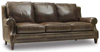 Bradington-Young Houck Genuine Leather Sofa Bradington-Young