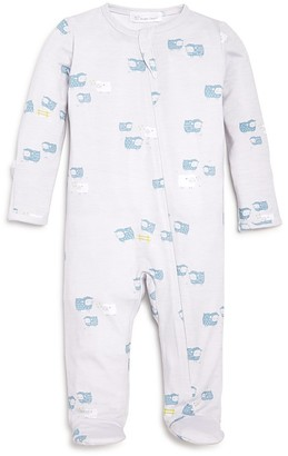 Angel Dear Infant Boys' Sheep Print Footie - Sizes 0-6 Months $34 thestylecure.com
