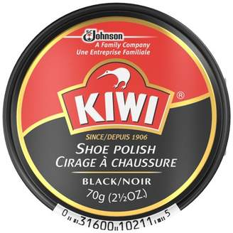 Kiwi Polish Paste Black 2.5 Ounces