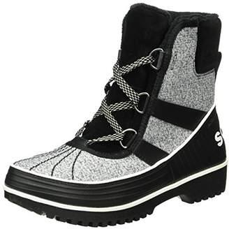 Sorel Women's Tivoli II Ankle Boots, (Black, Sea Salt 010), 36 EU