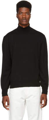 Etudes Black Prophet Turtleneck Sweater