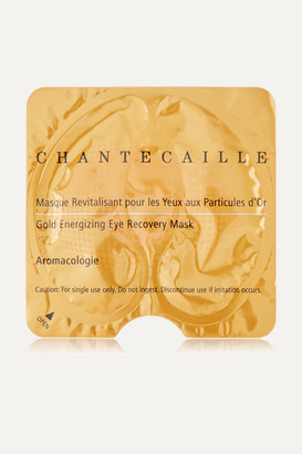 Chantecaille Gold Energizing Eye Recovery Mask X 8 - Colorless