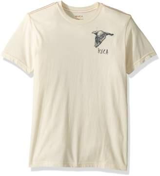 RVCA Men's Living Conditions Short Sleeve T-Shirt
