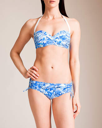 Nicole Olivier Swimwear Neulily Never Molded Bikini