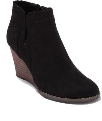 Madden-Girl Greteel Wedge Ankle Boot