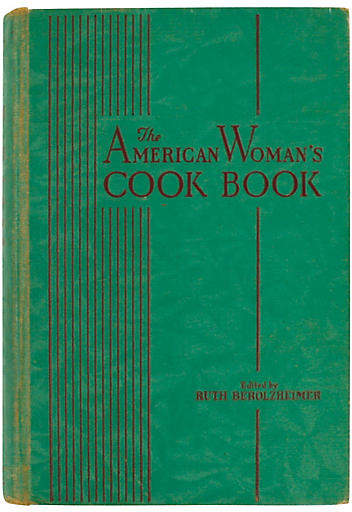 One Kings Lane Vintage The American Woman's Cook Book - N.P.Trent Antiques