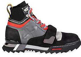 Off-White Men's Hiking Sneaker Boots