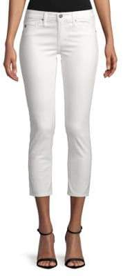 AG Jeans Sateen Stilt Crop Jeans