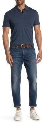 "Lucky Brand 121 Heritage Slim Straight Leg Jeans - 30-34\"" Inseam"