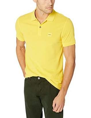 HUGO BOSS BOSS Orange Men's Prime Slim Fit Short Sleeve Polo t-Shirt