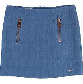 Karl Lagerfeld Iconik Blue Skirt(6-10Years)