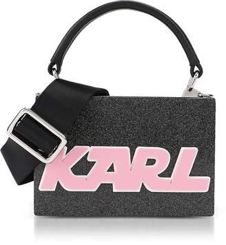 Karl Lagerfeld K/Sporty Minaudiere Top Handle Bag