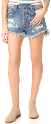 One Teaspoon Royale Outlaws Shorts $109 thestylecure.com