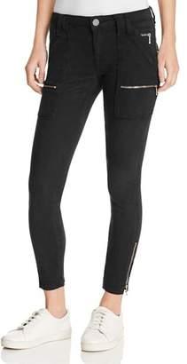 Joie Park Skinny Ankle Zip Pants