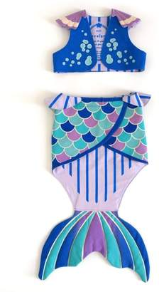 Lovelane Mermaid Costume Set
