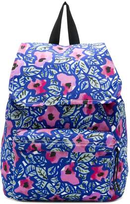 Christian Wijnants Aki floral print backpack