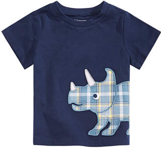 First Impressions Baby Boys Triceratops Graphic T-Shirt