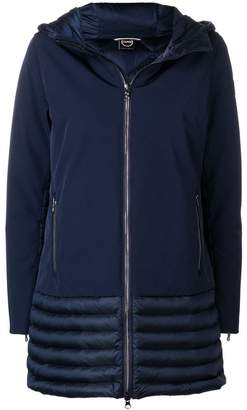 Colmar padded panel coat