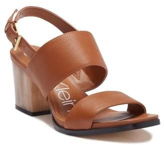 Calvin Klein Rosemary Open Toe Sandal
