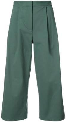ADAM by Adam Lippes cropped palazzo trousers