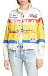 Polo Ralph Lauren Racing Bomber Jacket