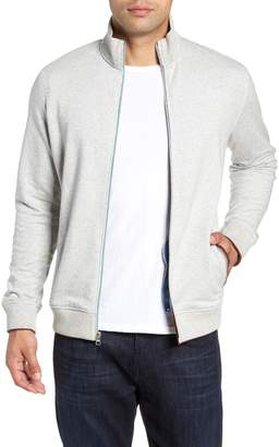 Robert Graham Knowles Zip Sweatshirt