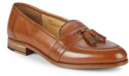 Classic Tassel Leather Loafers