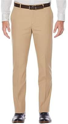 Perry Ellis Men's Slim Fit Travel Luxe Cotton Pant