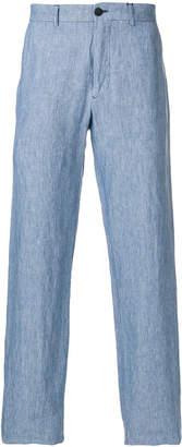Giorgio Armani straight leg trousers
