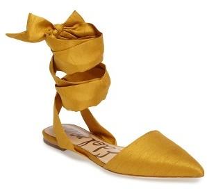 Women's Sam Edelman Brandie Lace-Up Flat $89.95 thestylecure.com