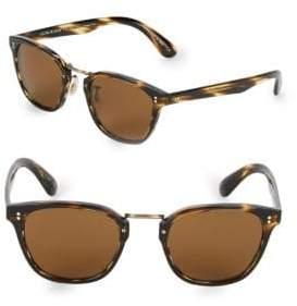 Oliver Peoples 50MM Lerner Clubmaster Sunglasses