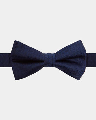 Ted Baker REUXBOW Geometric silk bow tie