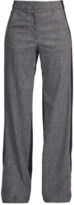 French Connection Antonia Wide Leg Tweed Trousers