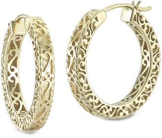 Alor Delatori by Delatori By 18K Over Silver Earrings