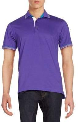 Robert Graham Sea Breeze Polo Shirt
